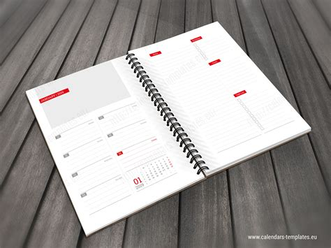 daily planner template  image    indesign