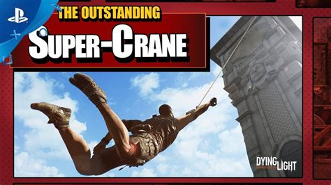 dying light community event dying light the outstanding crane community event