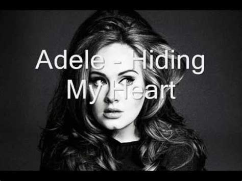 download mp3 adele hiding my heart adele hiding my heart karaoke youtube