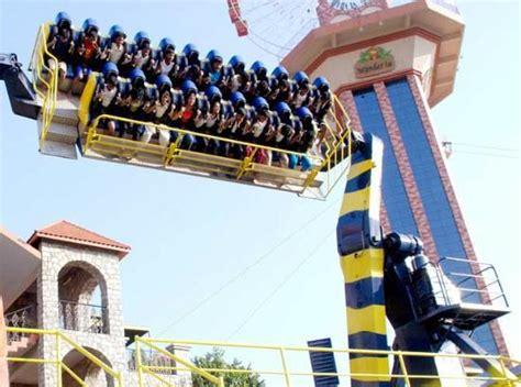 theme park in bangalore dry thrill rides picture of wonderla amusement park