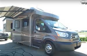 2017 ford transit winnebago rv everything you wanted