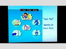 Dora the Explorer 'Map Adventures' VHS closing 2003 ... Guilty Crown King Logo