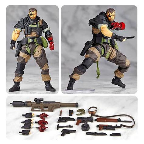mgs 5 figures metal gear solid 5 phantom venom snake figure