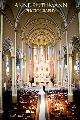 st josephs parish wedding joliet il photo  wwwanner flickr