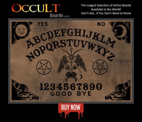 tavola wigi classic series ouija board collection