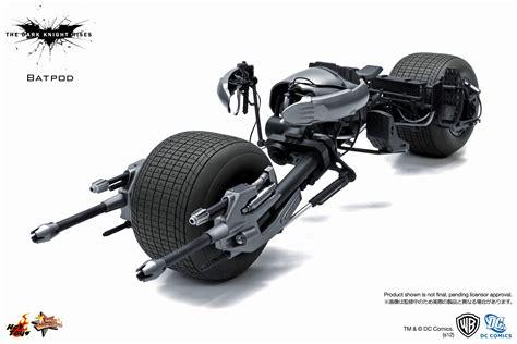 Dodge Tomahawk With Figure toys 1 6 dc batman rises mms177 bat pod