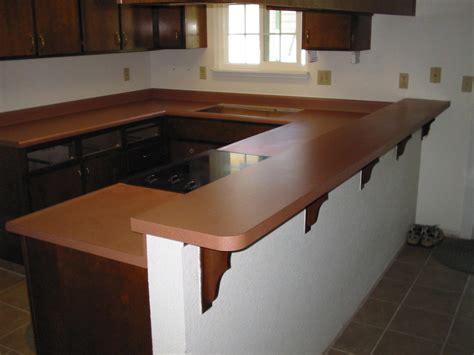 Kitchen Countertop Bar by D S Custom Countertops Photo Gallery Laminate
