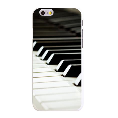 Casing Cover Hp Iphone 5 5s 6 6s 6 Plus Flower custom cover for iphone 5 5s 6 6s plus piano keyboard ebay