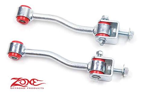jeep xj sway bar links jeep xj front sway bar link for 3 quot lift 1984 2001