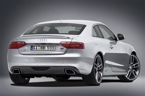 Audi A5 S5 by B B Audi A5 S5 New Wheels And Aerodynamic Power Up To