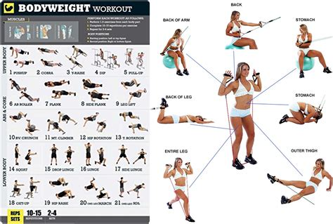 12 week no home workout plan