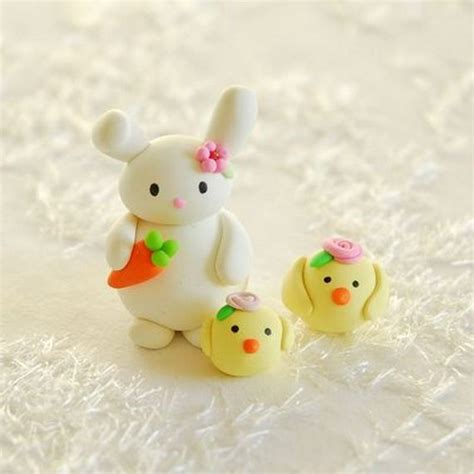 crafts with clay easter hoiday crafts polymer clay ideas polymer clay