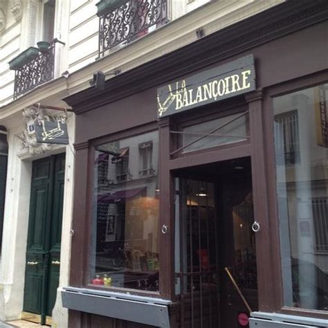 Restaurant Balancoire by La Balancoire Parijs Restaurantbeoordelingen Tripadvisor