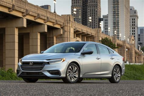 2019 Honda Insight Review by 2019 Honda Insight Drive Mpg Review 55 Mpg From