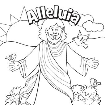 alleluia free n fun easter from oriental trading