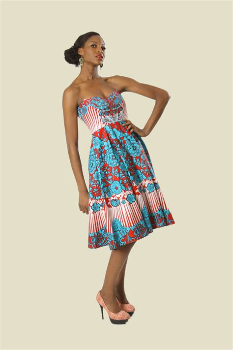 african dresses trend african print styles silhouette trend