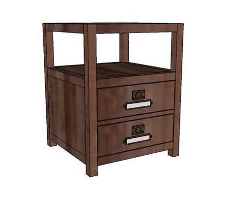table with drawers plans diy end table with drawer free pdf woodworking