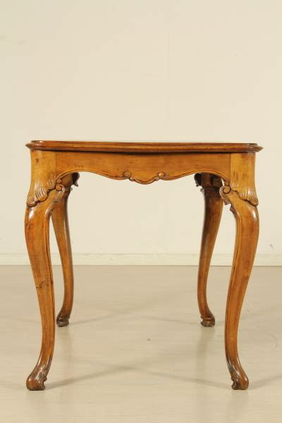 tavolo chippendale tavolo stile chippendale mobili in stile bottega