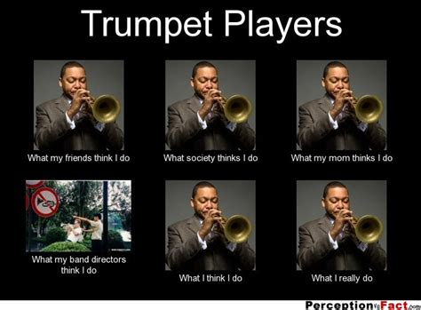 funny quotes  trumpet players quotesgram