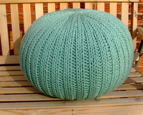 pouf pattern knit 18 knit pouf patterns guide patterns