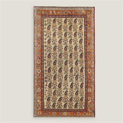 all area rugs 4 x7 4 quot vintage all medallion turkish area rug world market
