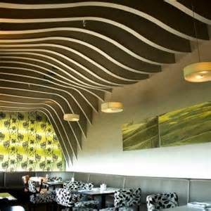Feature Ceiling Ideas Ideas Inspiring Interiors Of Restaurant That You Must