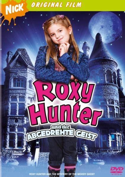 film anime fajny roxy hunter i duch roxy hunter and the mystery of the