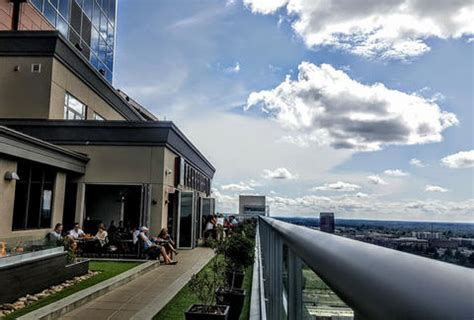 top bars in charlotte nc best rooftop bars in charlotte north carolina thrillist