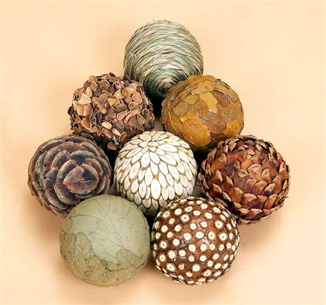 home decor balls decorative balls for centerpieces myideasbedroom com