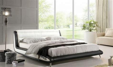 tete de lit design pas cher choisissez un lit en cuir pour bien meubler la chambre 224 coucher