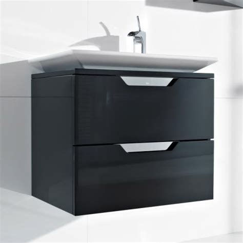 roca bathroom cabinets roca kalahari n 2 drawer vanity unit with w650mm basin