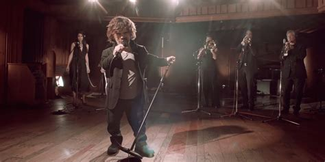 coldplay game of thrones musical peter dinklage sings for coldplay s beautifully weird
