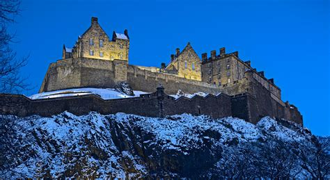 visit historic edinburgh castle edinburgh city