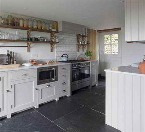 country cottage kitchens uk somerset cottage country kitchen cornwall by