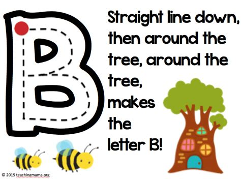 letter formation rhymes uppercase alphabet formation rhymes teaching