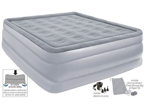 air bed full size pure comfort full size air mattress