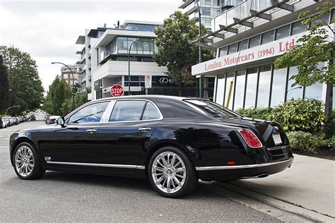 bentley sedan interior bentley 2014 mulsanne mulliner 4 door sedan