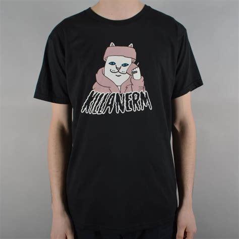 Kaos Rip N Dip T Shirt Rip Dip Tees Ripndip rip n dip killa nerm skate t shirt black skate
