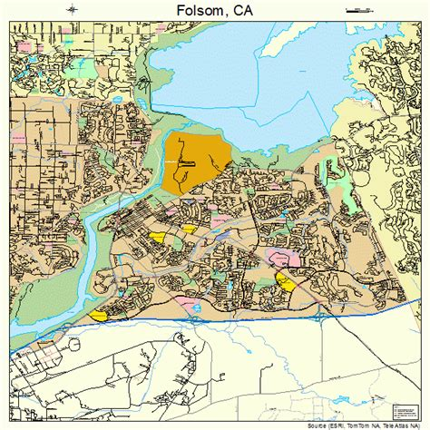 folsom ca map road to el dorado pictures posters news and on