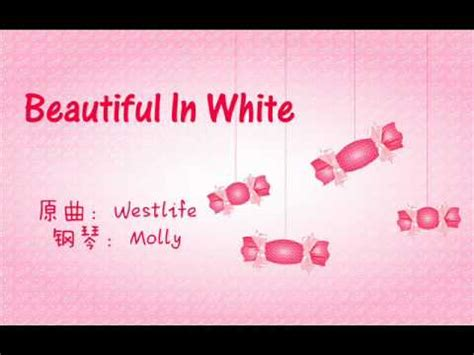 download mp3 gratis westlife beautiful in white westlife beautiful in white molly s piano version