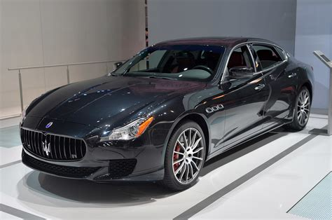 2015 Maserati Quattroporte Gts La 2014 Photo Gallery