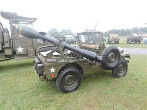 Davys Jeep M38a1 Jeep With M28 Davy Crockett Nuclear Recoilless Rifle
