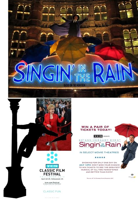 one day more film version singin in the rain the vintage movie posters forum