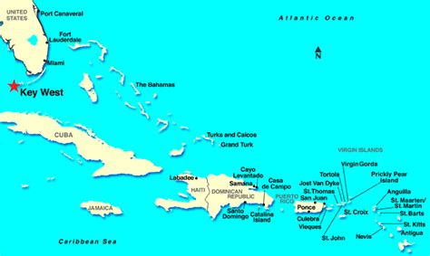 key west florida map key west fl discount cruises last minute cruises notice cruises vacations to go