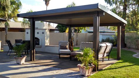 Simple Free Standing Wood Patio Covers Simple Free