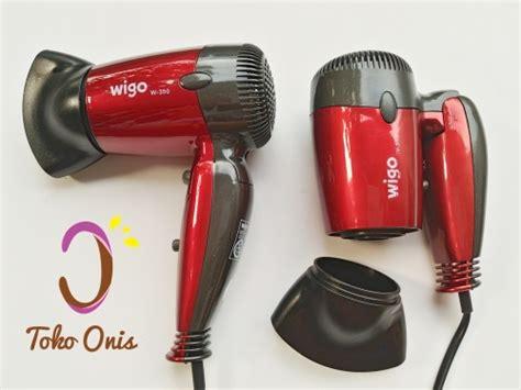 Hairdryer Mini Fleco hair dryer mini wigo kode oh22 toko onis