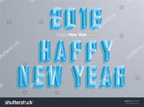 banner design happy new year crystal 2016 happy new year banner stock vector 332191505