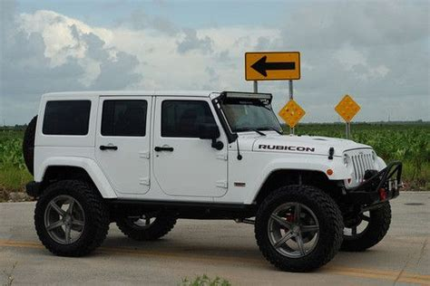 Used Jeep Wrangler Limited Purchase Used 2013 Jeep Wrangler Unlimited Rubicon