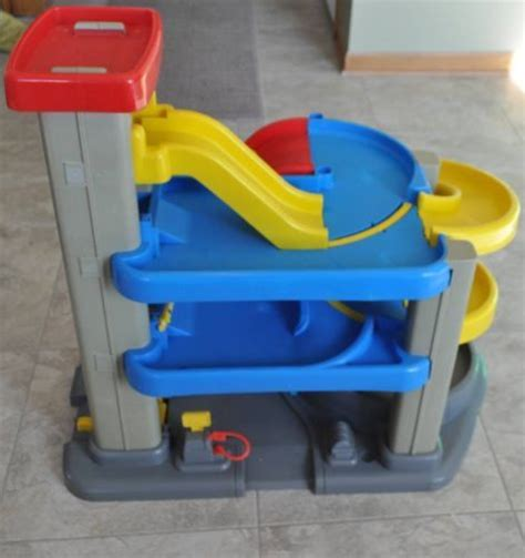 fisher price garage all about fish