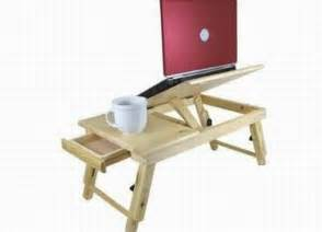 laptop bett tisch adjustable computer laptop bed desk lets you relax while